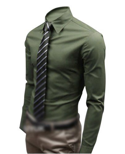 10 best mens clothing images on pinterest coats for Wrinkle free dress shirts amazon