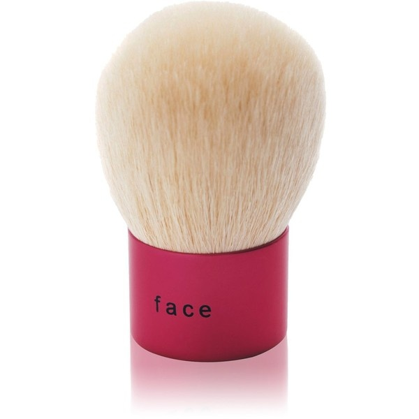 Jemma Kidd Face Brush ($22) ❤ liked on Polyvore