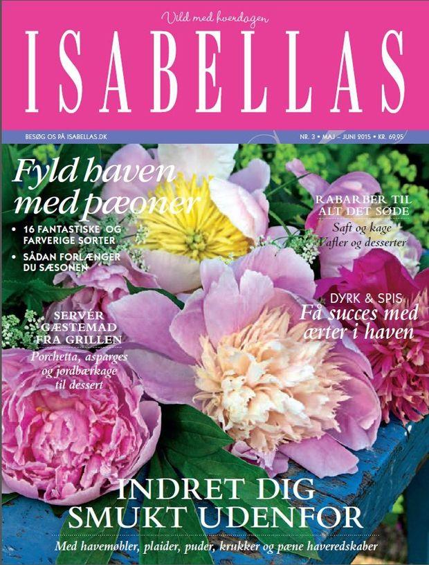 Nyt ISABELLAS + få Countryliv med! | ISABELLAS