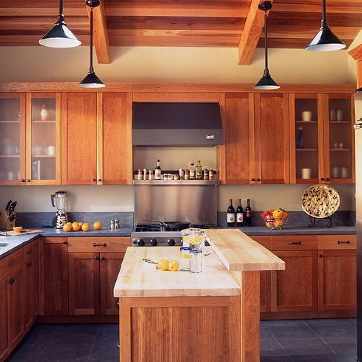 Hickory Kitchen Cabinets: 1000+ Ideas About Hickory Kitchen Cabinets On Pinterest