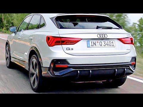 Audi Q3 Sportback 2020 Compact Suv Coupe Design Interior Driving Audi Q3 Sportback Compact Suv Coupe Newcar Video Audi Q3 Compact Suv Audi