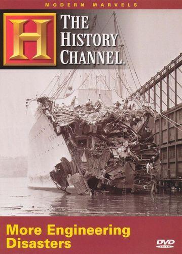 Modern Marvels: More Engineering Disasters [DVD]