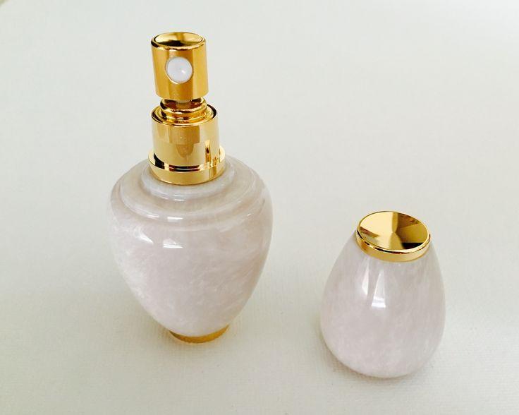 Pearl Acrylic / Perfume Atomizer