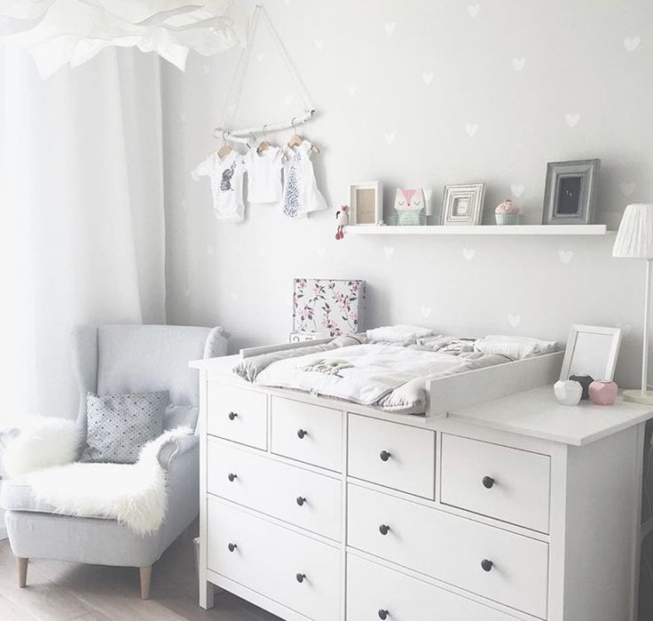 Kinderzimmer Ikea Hemnes wickelkommode