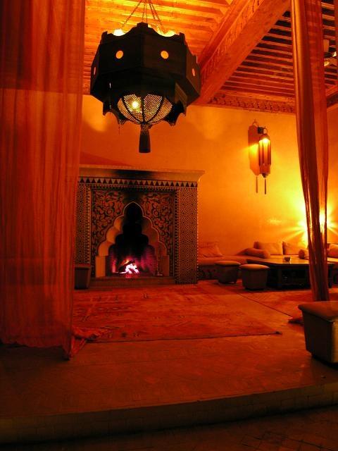 Moroccan evening snug
