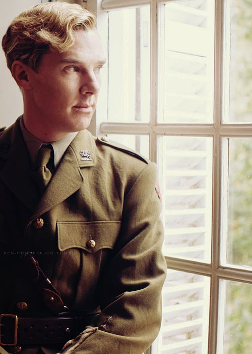 """As Christopher Tietjens in """"Parade's End"""" ( TV Series 2012) .. ♥"""