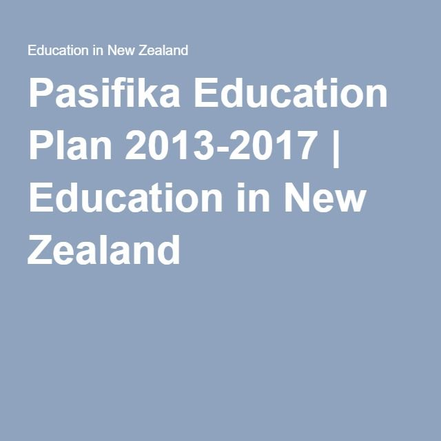 This is the link to the Ministry of Education's Pasifika Education Plan 2013-2017. This site was one I frequently visited and used to develop my understanding of the Pasifika Education Plan. I have included it in my curation as I may need to refresh my knowledge on this strategy throughout my teaching career.
