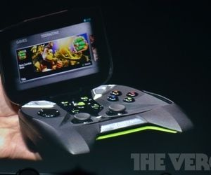 Nvidia announces Project Shield handheld gaming system with 5-inch multitouch display, available in Q2 of this year Good.