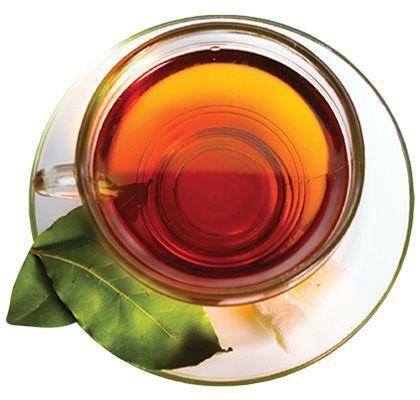 Cup of Wu-Long tea