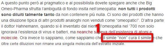 La similitudine di Dario Bressanini