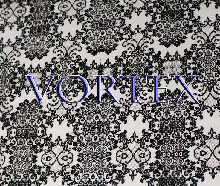 Hydrographics Film Damask Decoration 32.5 sqft Water Transfer Printing #VortexDipKitVortexdipkit