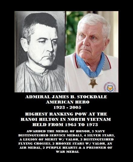 Admiral James B. Stockdale