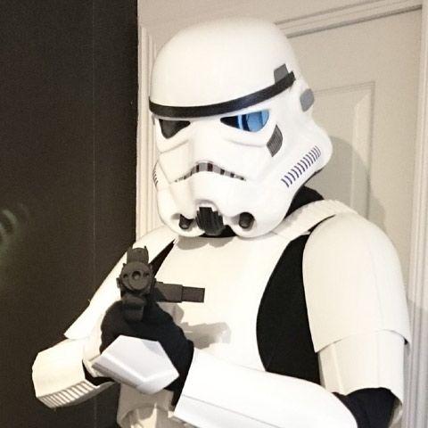 www.stormtrooperstore.com - A Childhood Dream came True....