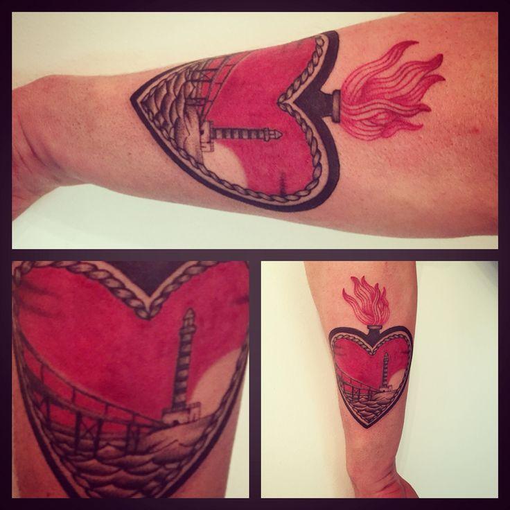 Jes #tagsforlikes #picoftheday #tattoo #tattoing #tattoer #derprinztattoer #tattoedgirl #tattoedman #tattoomilano #tatuaggi #tatuaggio #traditional #tattooblack #tattoocolor #derprinz