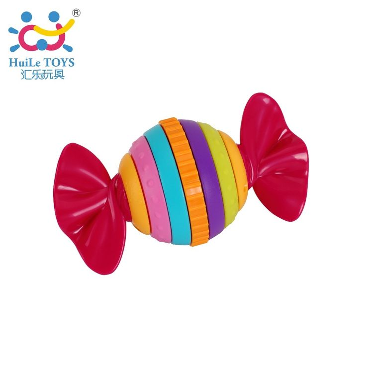 59.50$  Buy now - http://ali98r.worldwells.pw/go.php?t=2030513015 - 1 pc Candy Brinquedos para Bebe Chocalho Baby Rattles Toys Infant Movel Free Shipping Huile Toys 939-1 Cheap Toys for Kids Gifts 59.50$