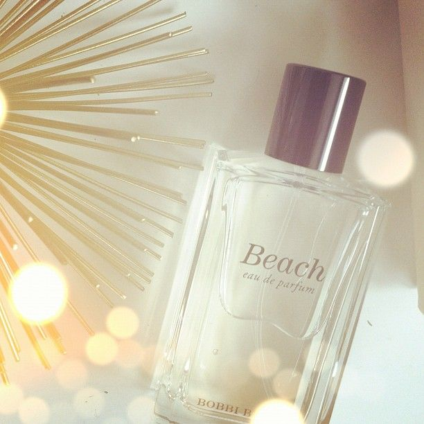 I love this in summer.  Bobbi Brown's 'Beach' - sand, jasmine, sea spray and Mandarin, Beach captures the atmosphere and attitude of summer. - $67.50