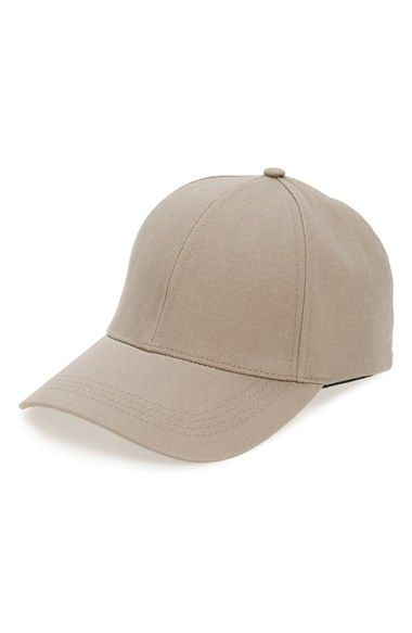 Free shipping and returns on David & Young Cotton Twill Ball Cap at Nordstrom.com. Crisp cotton twill in a go-to hue defines a six-panel ball cap with plenty of classic style.