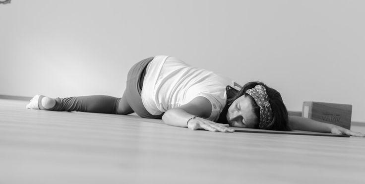 Yin Yoga Alica Khan