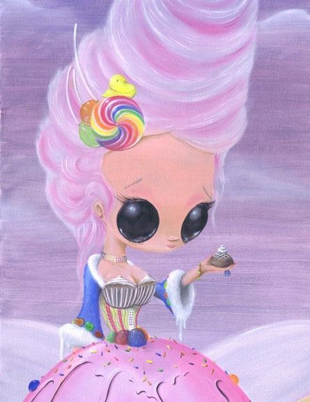 Hey, I found this really awesome Etsy listing at http://www.etsy.com/listing/120617725/lowbrow-sugar-fueled-pop-marie