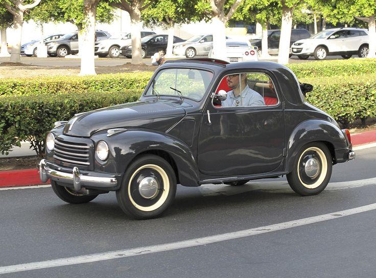 42 Best Fiat Topolino Images On Pinterest 500 Vintage Cars