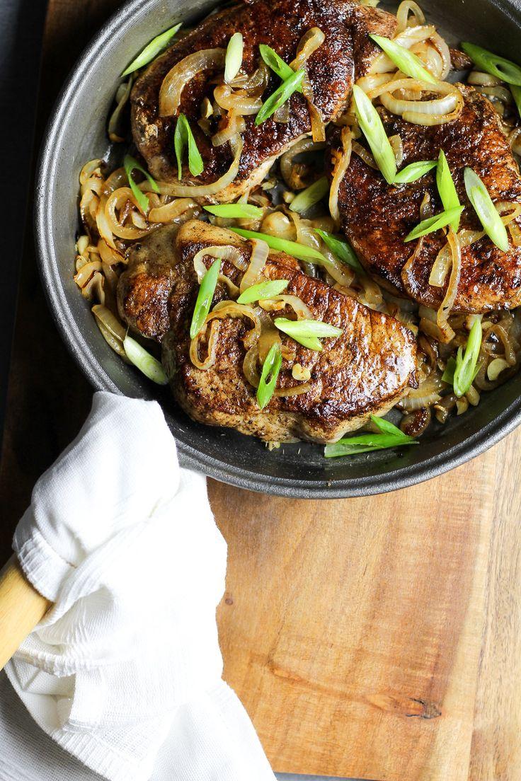 Best 20+ Skillet pork chops ideas on Pinterest