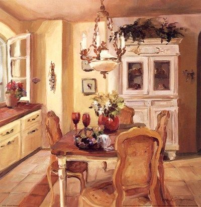 26 best images about art by marilyn hageman on pinterest for French country cottages for sale