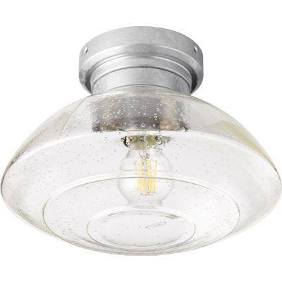 1 light ceiling fan schoolhouse light kit lighting lighting rh pinterest com