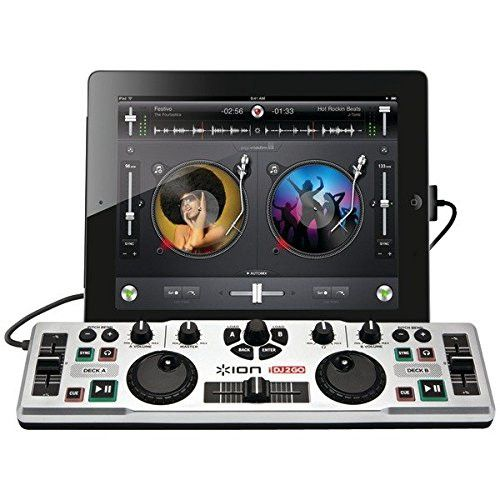 ONE WEEK ONLY! Special Price - SAVE $20 against Amazon's best price on Refurbished ION AudioPortable IDJ2GO DJ System for iPad, iPhone and iPod Touch  #Refurbished #digshomegoodshousewares #Kidslove #ChristmasGift #StainlessSteelPan #StainlessSteel #greenstarelitejuicer #SelfHelp #FREEZoNPedometer #Holidays