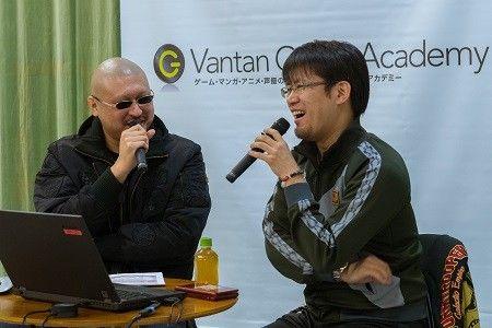 【バンタンゲームアカデミー】『モンスターハンタークロス』のプロデューサー小嶋氏がゲーム制作講義を開催!