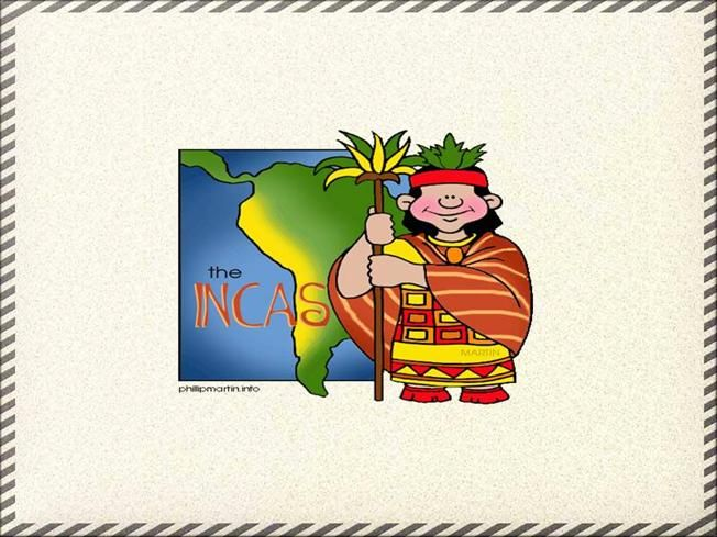 Historia para niños 11 - El Imperio Inca by paparulote via authorSTREAM