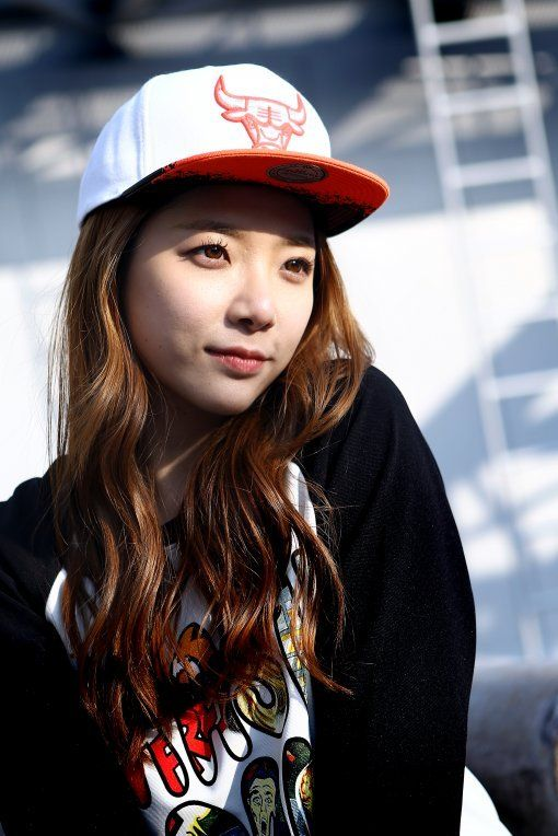 South korean rapper Tymee