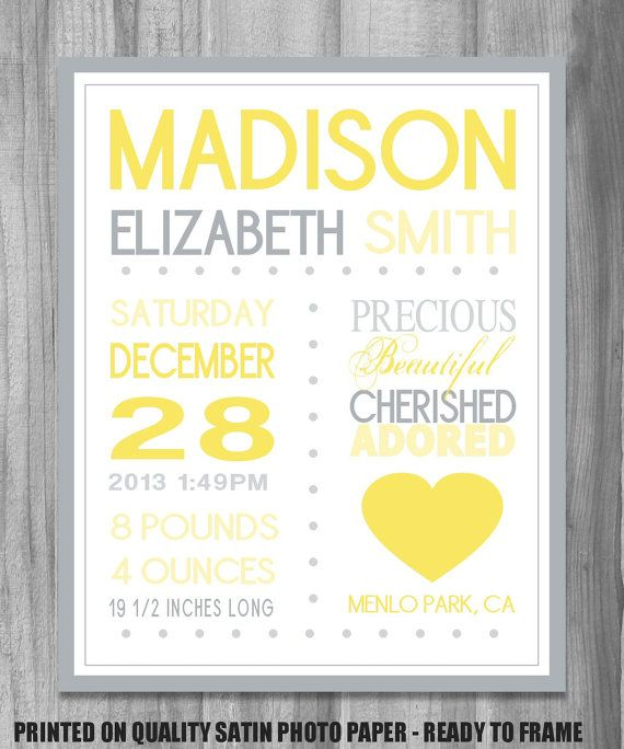 38 best baby announcement word art images on Pinterest | Baby ...