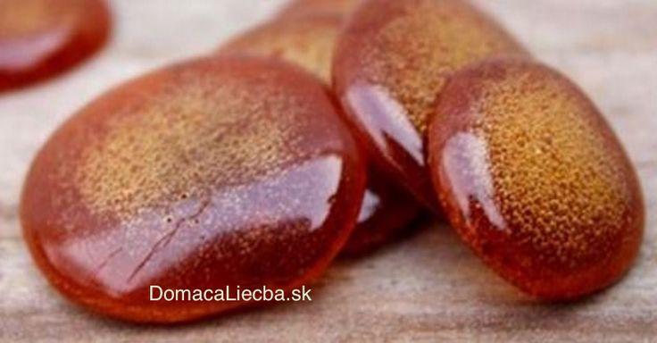 Med + kokosový olej + škorica: Domáce pastilky, ktoré vám ušetria cestu k lekárovi