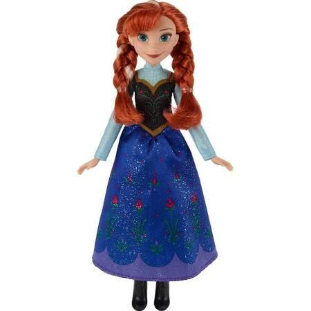 disneys frozen anna doll- Tenleys stocking