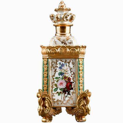 origen de la palabra perfume
