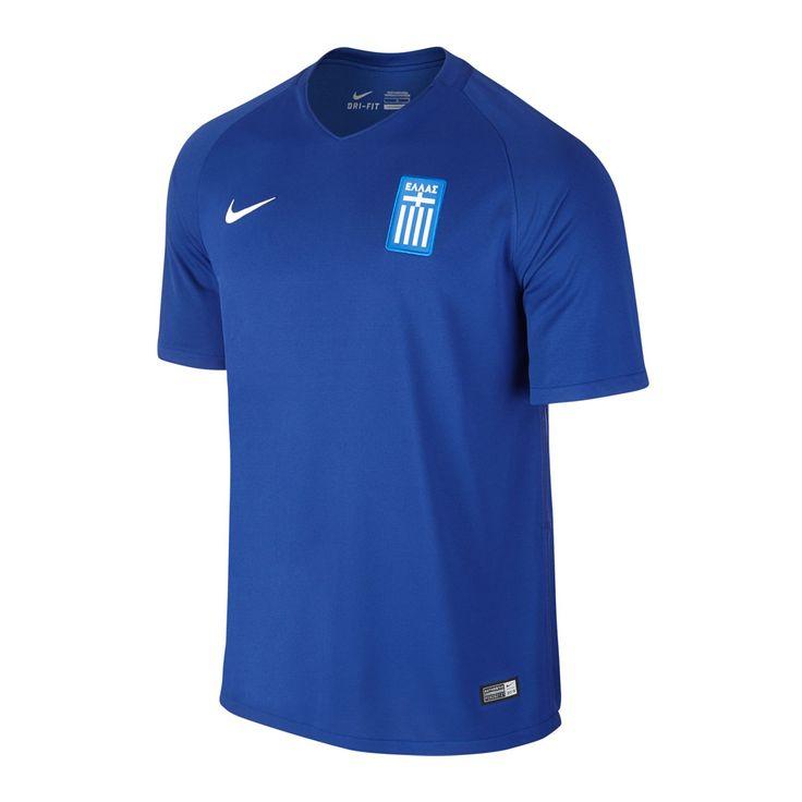2016/17 Greece Away Jersey (Blue)