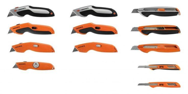 Bahco ERGOTM Utility knives - Utility Knives by SNA
