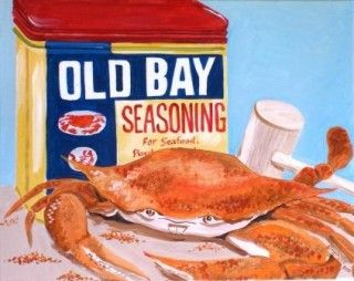 """+of+old+bay+and+maryland+crabs 