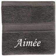 Handdoek met naam voor kinderen als cadeautje