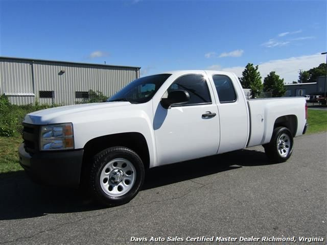 Chevrolet Silverado  Ls Work Truck Extended Cab Short Bed Visit Www Davisautosales Com And Www Davisx Com To View All Of Our Inventory