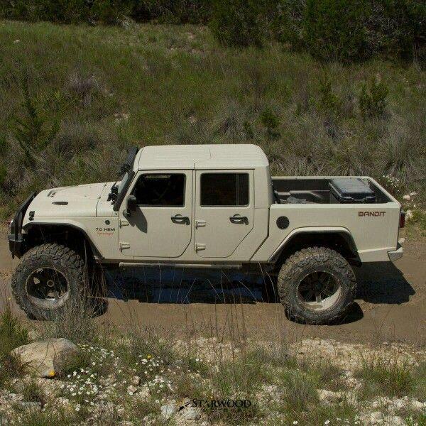 Bandit Jeep...