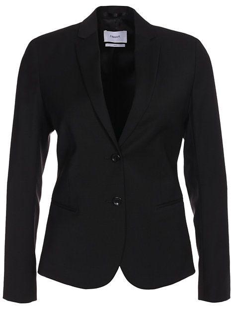 Jackie Cool Wool Jacket