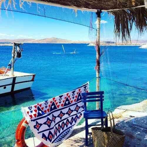 Fă ce ştii, dar du-te în vacanţă! Mai ai încă timp, chiar dacă sezonul se apropie de final :) Mediterana te aşteaptă! Ia cu tine tot ce ai nevoie şi fugi! De la noi poţi să iei prosoape, halate, pantaloni, rochii, toate impregnate cu aerul mediteranean!  #campaniisharihome http://sharihome.ro/campanie/aer-de-mediterana