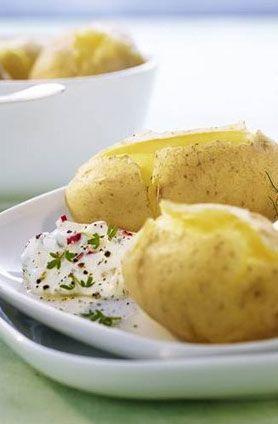 Kartoffeln mit Gemüse-Quark: http://www.gofeminin.de/kochen-backen/kalorienarme-rezepte-d60131c671430.html
