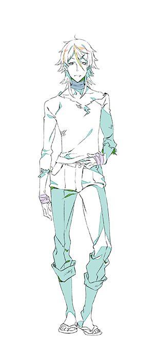 Kiznaiver | Yoshiharu Hisomu | Character Design | Anime | SailorMeowMeow