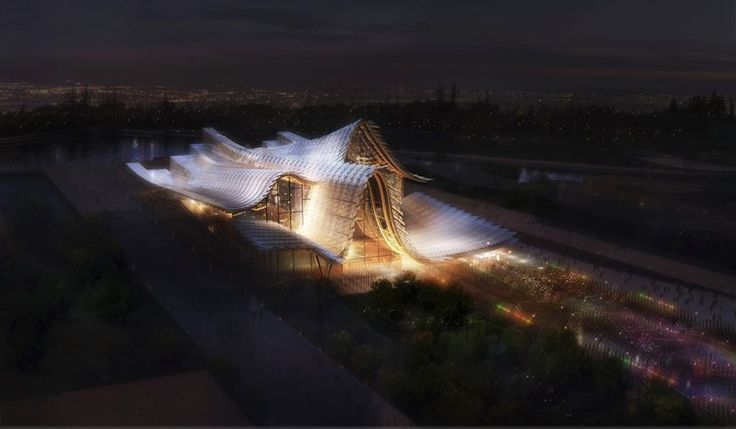 China Pavilion At Expo Milano 2015 - Picture gallery