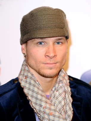 I might be getting older but I'll always have love for Brian Littrell from BSB