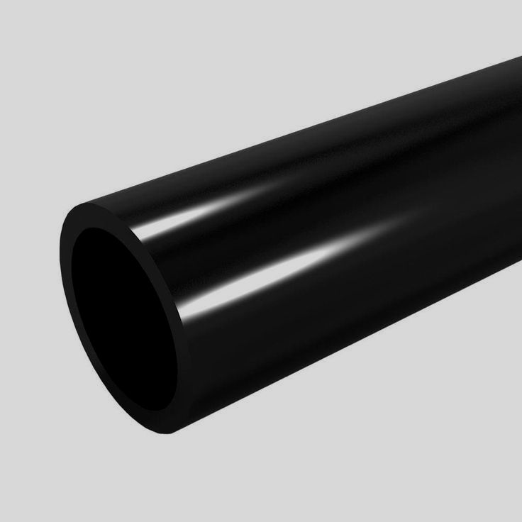 Cutting pvc drain pipe security tie down straps