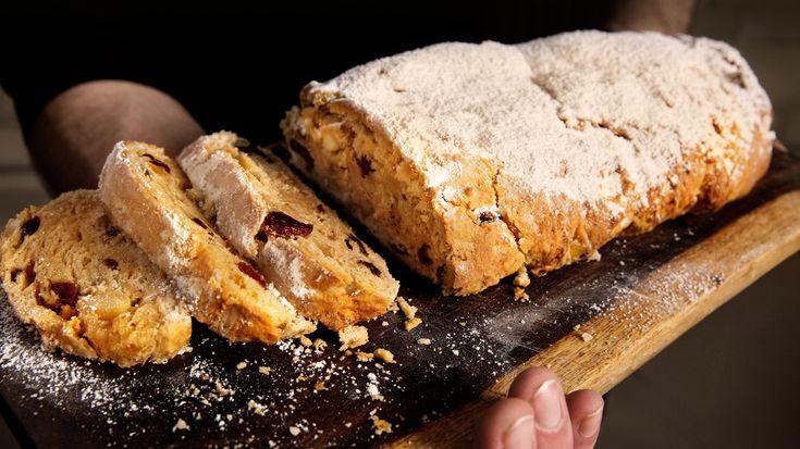 Marco Mellies 'tyske Stollen kage - Lurpak