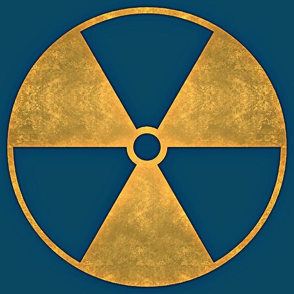Radiation Nuke sign
